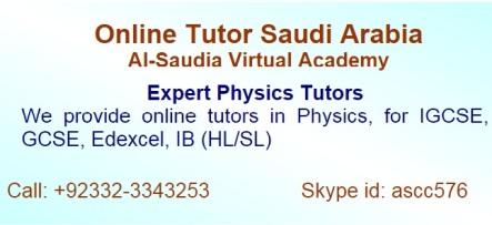 Expert Physics Tutor Saudi Arabia